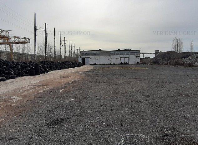 Hala industriala de productie/depozitare- 3.900mp-10.000mp teren - imaginea 1