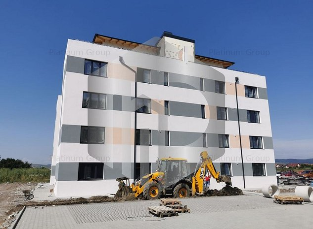 **Proprietar**   Apartament 3 Camere + Balcon   Zona de Vest - imaginea 1