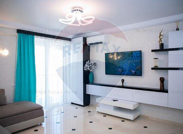 Apartament de lux cu 2 camere de vanzare in zona Mamaia Nord - imaginea 1