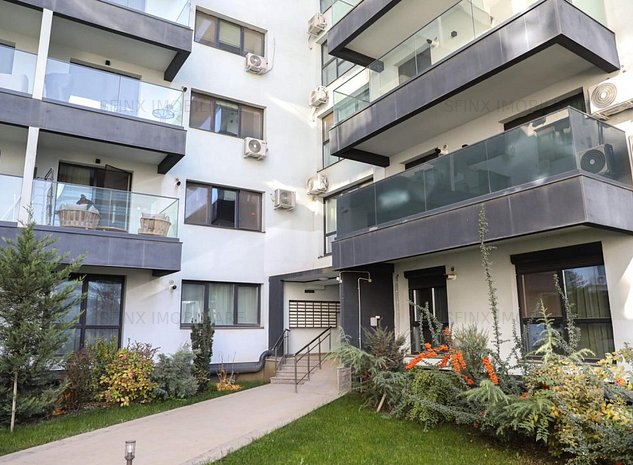 Apartament rezidential nou OMV Pipera - imaginea 1