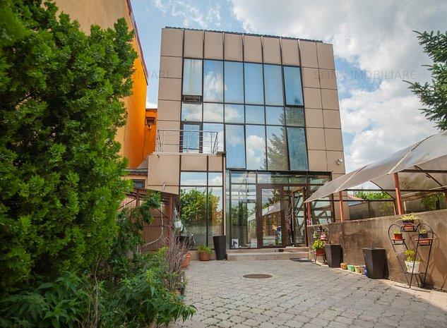 Inchiriere clinica, acces dublu, lift, Bucurestii Noi - imaginea 1