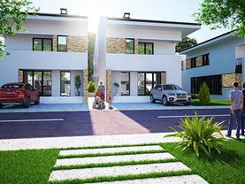 Casa de vânzare 5 camere, în Chiajna, zona Exterior Sud
