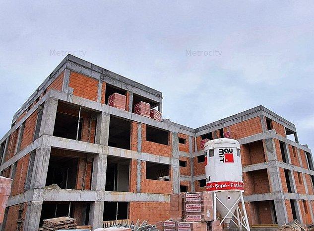 Apartament 2 Camere cu Terasa 17mp Ansamblu Nou MetroCity Chitila - imaginea 1