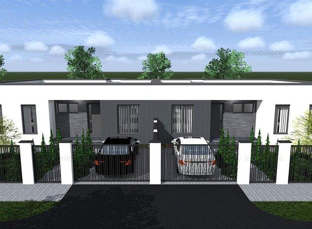 Duplex cu 4 camere la sol in Dumbravita ID 161 - imaginea 1
