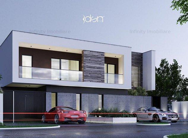 Duplex 5 camere langa padure in Dumbravita - imaginea 1