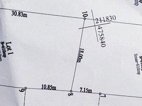 Teren constructii de vânzare, în Mosnita Noua, zona Exterior Est