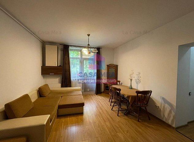 Apartament 3 camere de inchiriat Centrul Vechi - imaginea 1