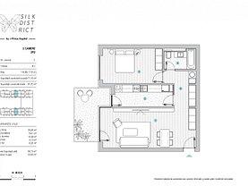 Apartament de vânzare 2 camere, în Iaşi, zona Baza 3