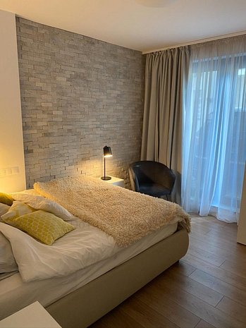 Apartament Ultramodern cu Parcare, complex Riviera Luxury - imaginea 1