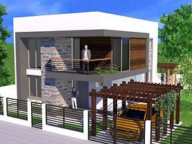 Casa de vânzare 5 camere, în Berceni