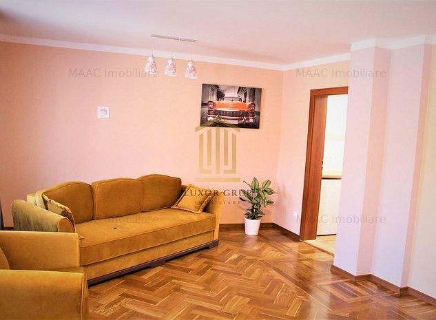 Apartament | de inchiriat | la casa |  3 camere | Curte | Selimbar - imaginea 1