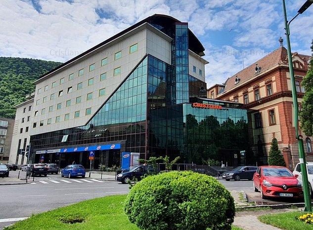 Direct proprietar   cladire de birouri clasa A, inchiriaza birouri, etajul 5 - imaginea 1