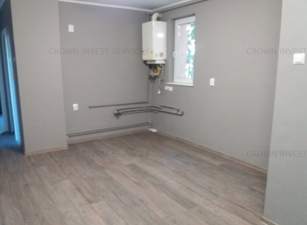 Apartament 3 camere, pretabil locuinta renovat complet utilitati - imaginea 1