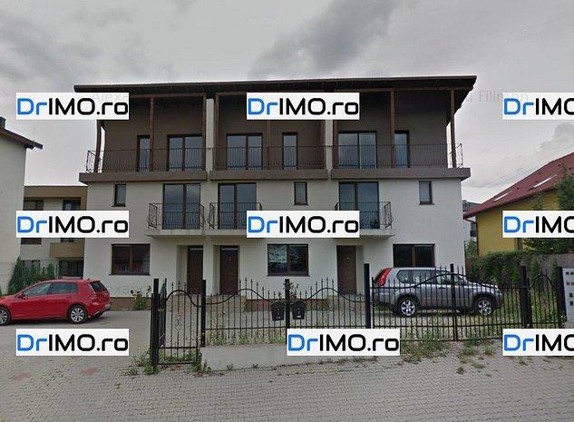 5 Camere, Semifinisat, CF, Gradina, Parcare - imaginea 1