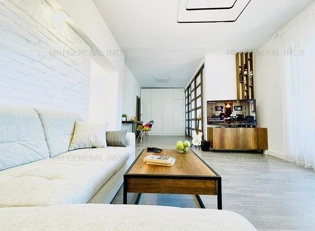 Apartament Lux Dorobanti nou view superb - imaginea 1