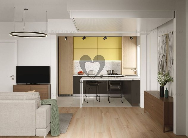 Comision 0% Penthouse 106 mp super priveliste - Rate la dezvoltator - imaginea 1