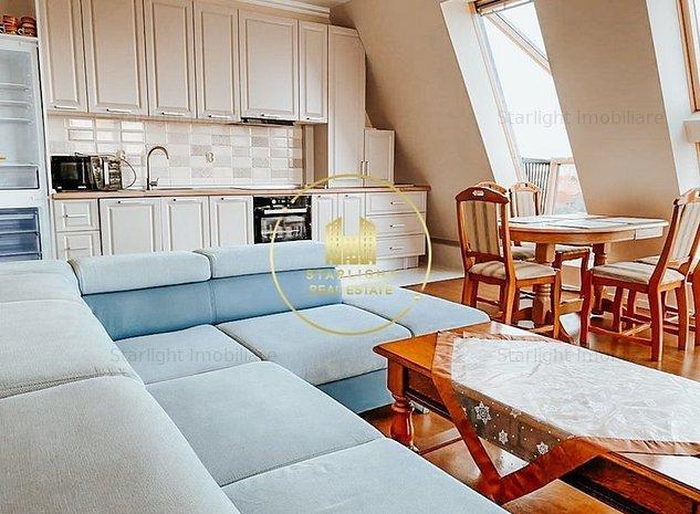 Apartament de 3 camere | LUX | Fsega - Iulius Mall |Parcare subterana - imaginea 1