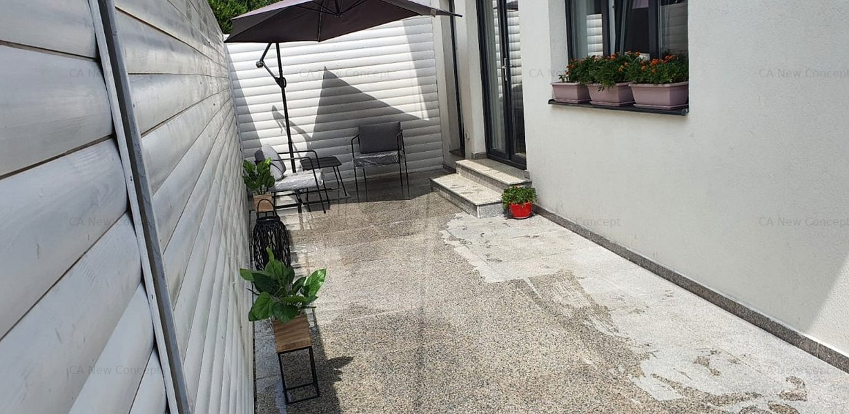 Vacaresti / Sun Plaza / Metrou  - Apartament Stil Duplex P+M+Curte Proprie - imaginea 1