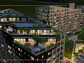 Penthouse de vânzare 3 camere, în Târgu Mureş, zona Tudor Vladimirescu
