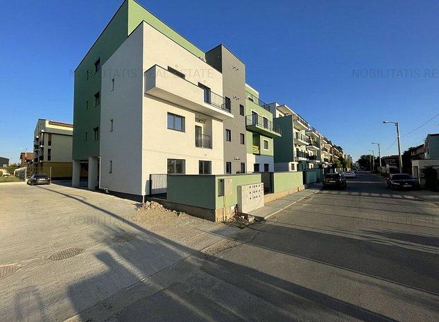 Apartament de vanzare 2 camere Braytim, curte proprie 50 mp - SAD - imaginea 1