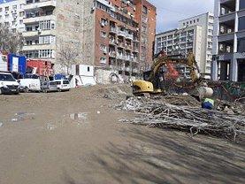Teren constructii de închiriat, în Bucureşti, zona Calea Victoriei