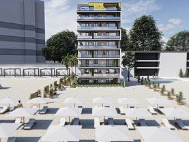 Penthouse de vânzare 3 camere, în Mamaia, zona Central