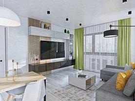 Apartament de vânzare 2 camere, în Popeşti-Leordeni, zona Nord