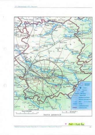 Splaiul Unirii-SUD,Intravilan,PUZ rezidential+comercial (76300 mp),limita sect.4 - imaginea 1
