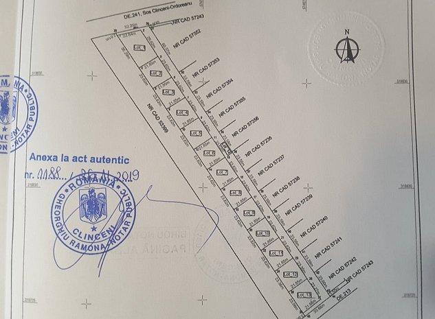 Loturi 730mp teren Clinceni Ordoreanu - imaginea 1