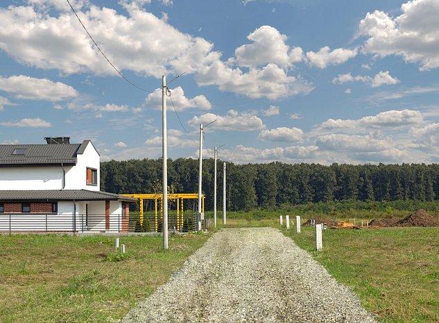 Ansamblu rezidential Padurea de Salcami - aproape de padure - Bransament Inclus - imaginea 1