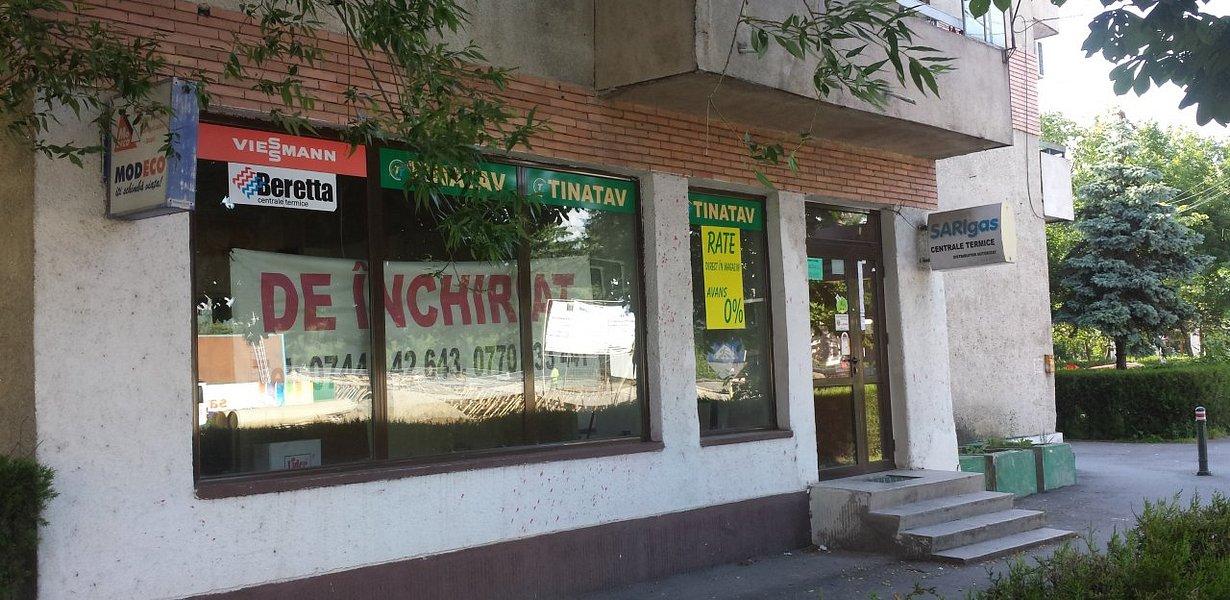 vedere din strada MV Popescu