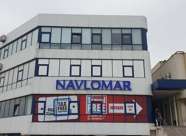 Navlomar Constanta: Intrare