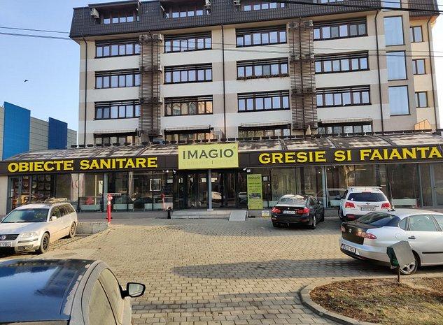 Spatiu comercial Tatarasi-Vasile Lupu 95G - imaginea 1