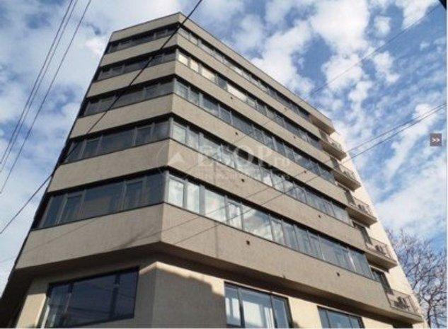 Vasile Lascar Business Center: Vedere office building de ansamblu
