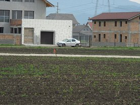 Teren constructii de vânzare, în Sanpetru
