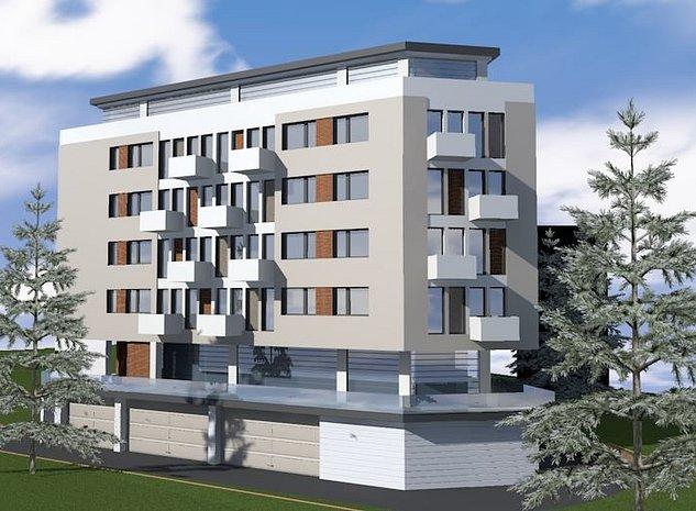 SUPERRENTABIL!!!Teren cu Autorizatie de construire, 40 apartamente, Buna Ziua - imaginea 1