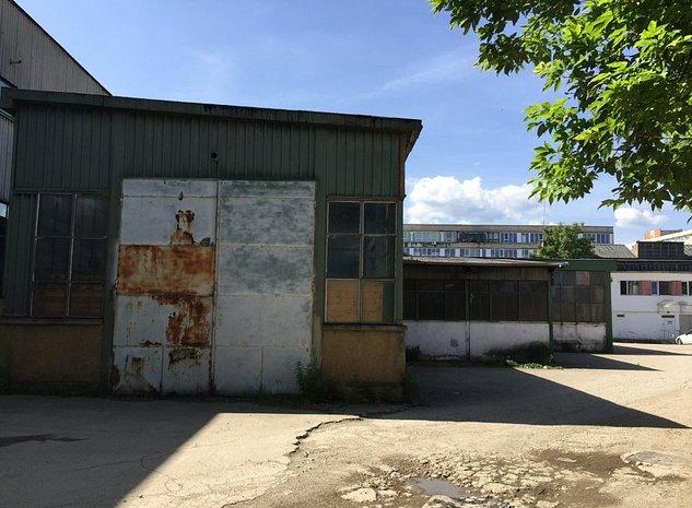 Vand hala industriala 536mp - imaginea 1