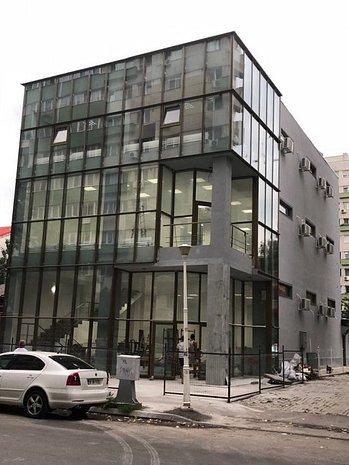 Proprietar inchiriez clădire noua P+2 Zona Parc Bazilescu - imaginea 1
