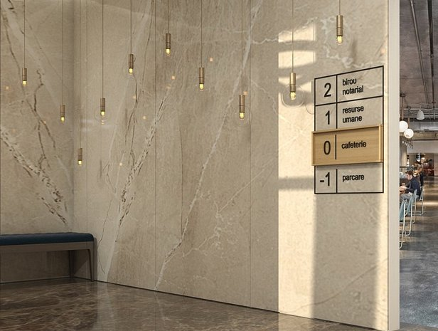 Spatiu birouri , 104 mp , ELEVEN Residence , Coresi Mall - imaginea 1