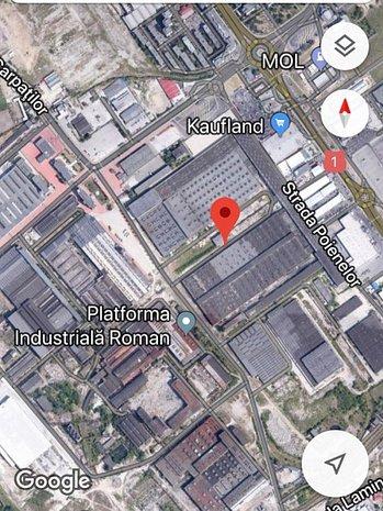 Proprietar - inchiriez hala industriala in Platforma Roman SA BRASOV - imaginea 1
