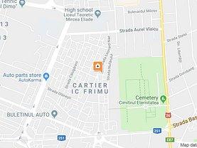 Vânzare spaţiu comercial în Galati, I. C. Frimu