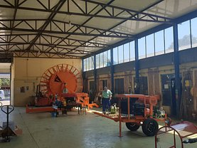 Vânzare spaţiu industrial în Constanta, CET