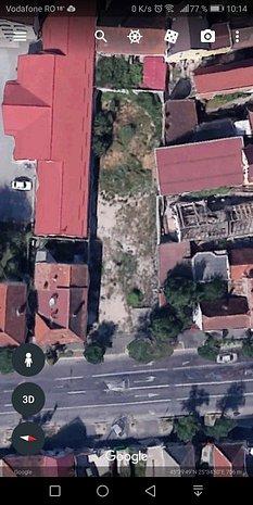 Teren constructie 760mp, Str. de Mijloc, Brasov, DE VANZARE, 250 eur/mp - imaginea 1