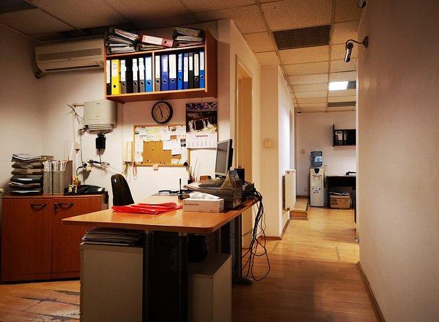 Dorobanti - ASE - Cambridge School birou 130mp de vanzare - imaginea 1