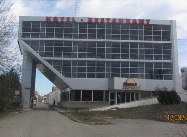 Iuliu Maniu 594, Sector 6, Bucuresti - Teren 9200mp, Cons. 4660mp - imaginea 1