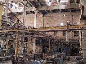 Vânzare spaţiu industrial în Bals, Central