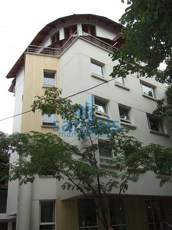 Direct Proprietar - Primaverii - 240MP Birou Duplex P+1 singur pe nivel - imaginea 1