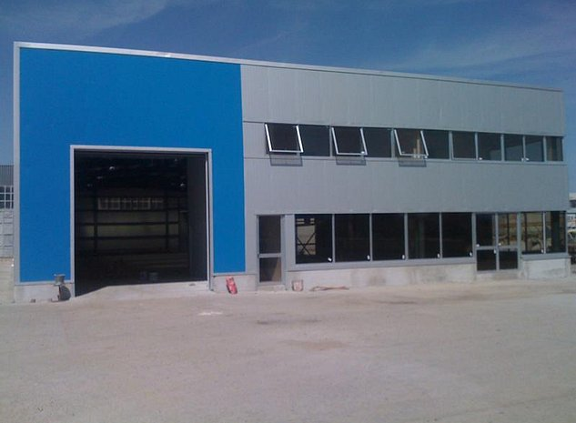 hala productie/depozitare Progresul - imaginea 1