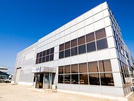 Vânzare hala industriala si teren 6000mp