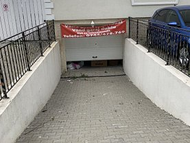 Vânzare garaj la subsolul blocului